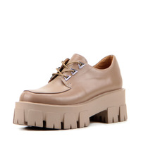 Туфли женские кожаные ED'ART 202.90200'be.cocoa
