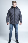 Куртка демисезонная средней длины