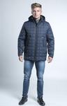 Куртка демисезонная прямого силуэта (большие размеры: 58-66)