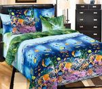 Перкаль Alice Textile: Подводный Мир