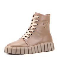 Ботинки женские кожаные ED'ART 212.91505'be. cocoa