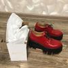 Туфли женские кожаные ED'ART 202.90200'bl. red
