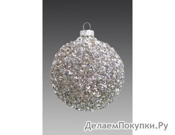 Шар Серебряные искры YQL1355