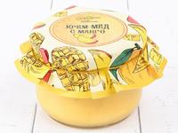 """Крем-мёд с манго """"Русский стиль"""" 230 гр."""