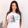 Женская футболка 11103